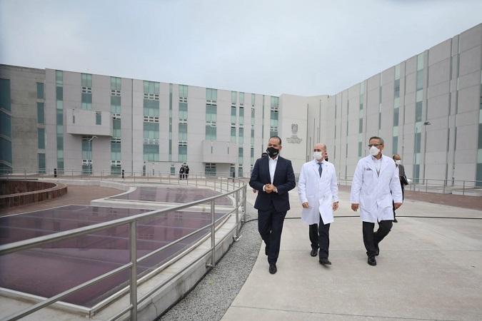 No adherirnos al INSABI permitió elevar la calidad del servicio de salud en Ags.: Orozco