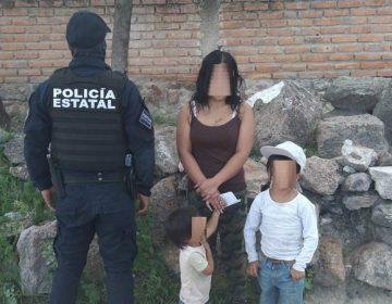 Niño de 5 años se extravió en comunidad Los Caños; policías lo localizaron en la carretera