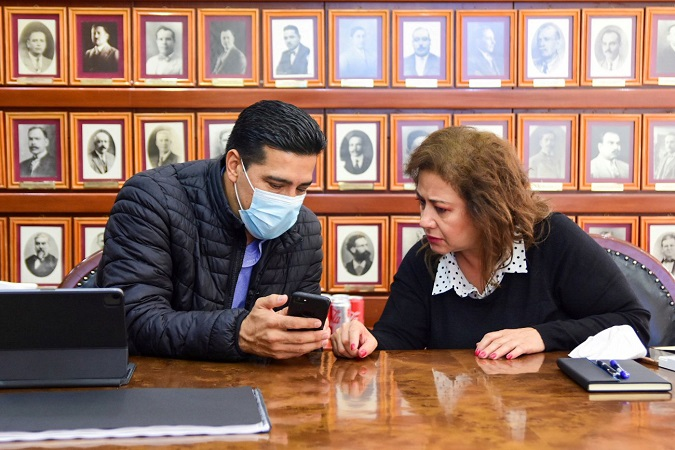 Avanza proceso de entrega-recepción en el municipio de Aguascalientes