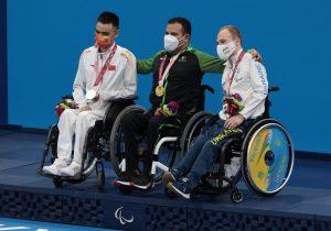 Diego López gana la sexta medalla de oro para México en los Paralímpicos de Tokio 2020