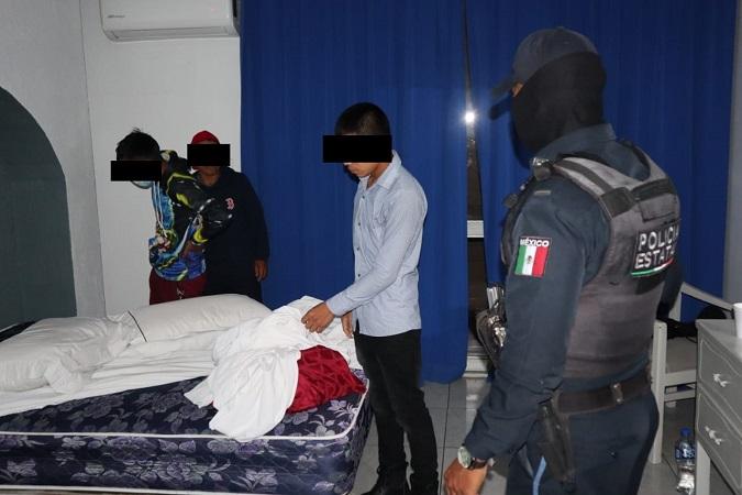 Aseguran a 71 migrantes indocumentados en hotel de Aguascalientes