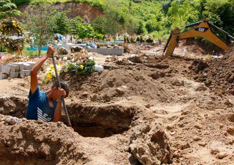 Covid-19: México supera las mil muertes en 24 horas; OPS advierte aumento de mortalidad 8.6 %