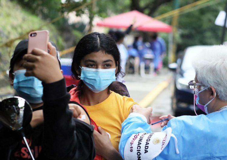 Covid-19: México supera de nuevo las mil defunciones y registra 15,784 nuevos contagios
