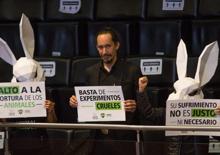 Las pruebas de cosméticos en animales quedan prohibidas en México