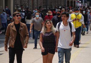 Covid-19: México suma 725 defunciones y registra 17,409 nuevos contagios