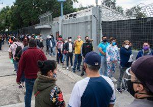 Covid-19: México suma 699 defunciones y registra 14,233 nuevos contagios