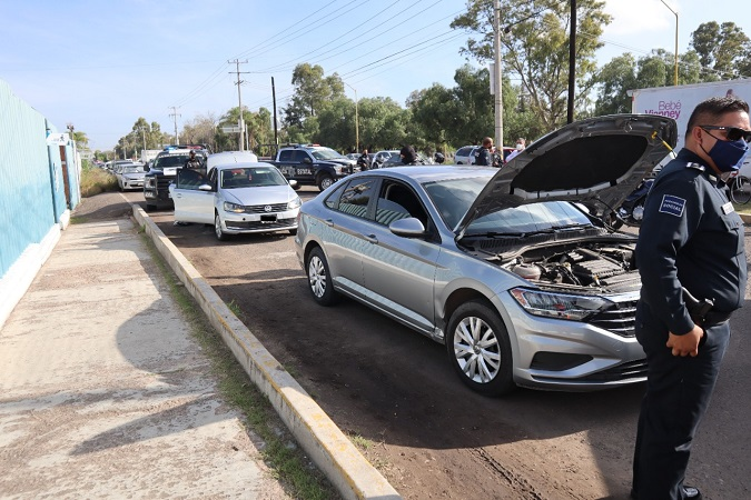 Desmantelan en Aguascalientes a banda de defraudadores en automóviles originarios de Colima