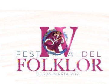 Realizarán el IV Festival del Folklor en Jesús María