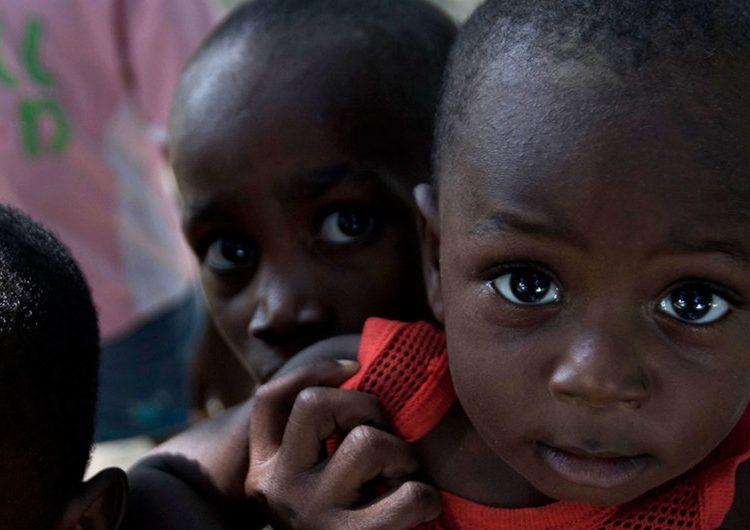Haití: 540,000 menores en riesgo de contraer enfermedades transmitidas por el agua tras terremoto