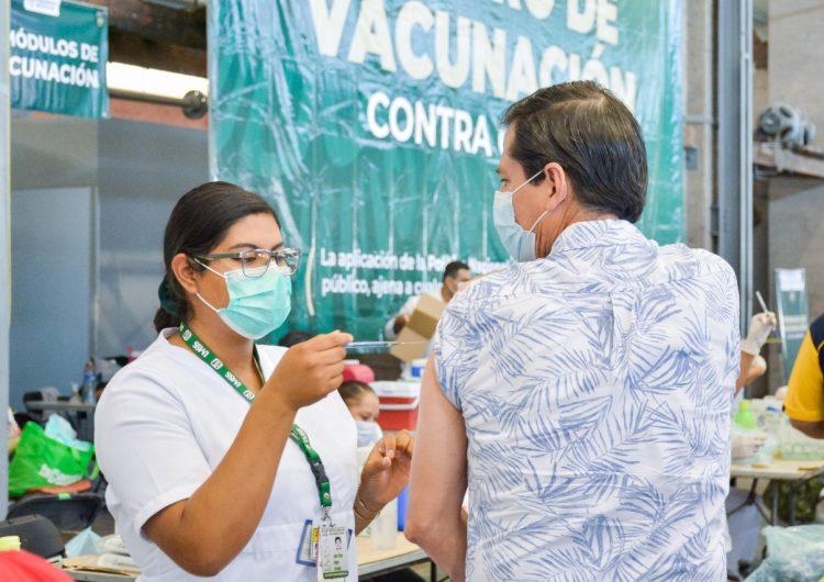 En octubre podría haber nueva jornada de primeras dosis para rezagados en Aguascalientes