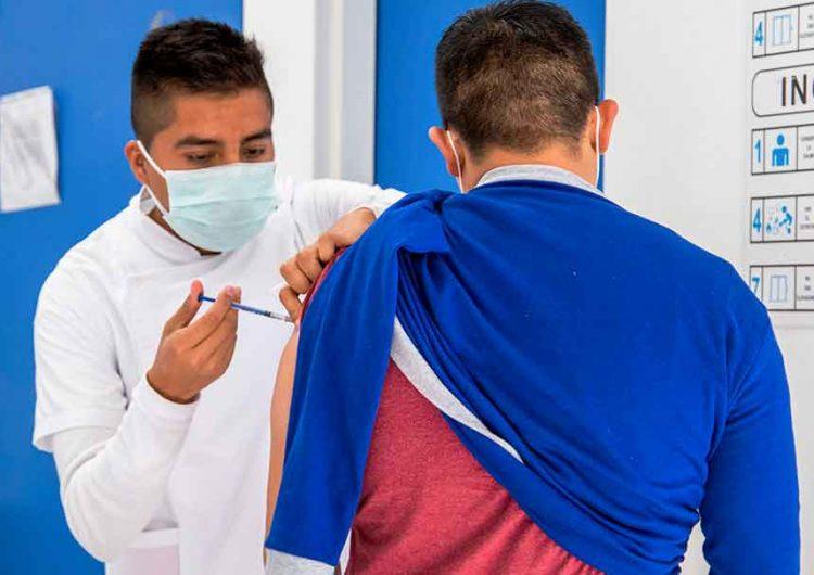 Puebla pide a la Federación más vacunas; este jueves se aplicarán las últimas