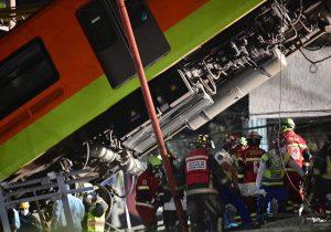 CDMX: fiscalía acusará por homicidio a personas y empresas implicadas en colapso de tramo de L12 del metro