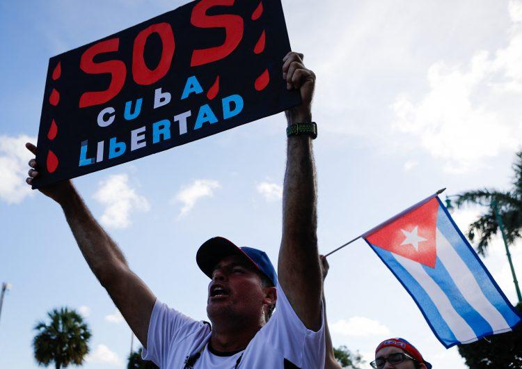 Cuba: fiscalía advierte que habrá consecuencias penales contra organizadores de protestas