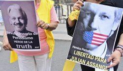 Julian Assangese encuentra 'en muy mal estado,no sobreviviría a una…