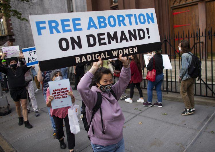 EU: Corte Suprema se niega a bloquear ley de aborto en Texas; revisará la norma el 1 de noviembre