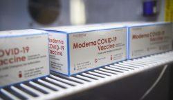 EU: expertos recomiendan tercera dosis de Moderna para adultos de…