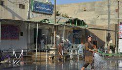 Afganistán: ataque suicida en mezquita deja más de 30 muertos;…
