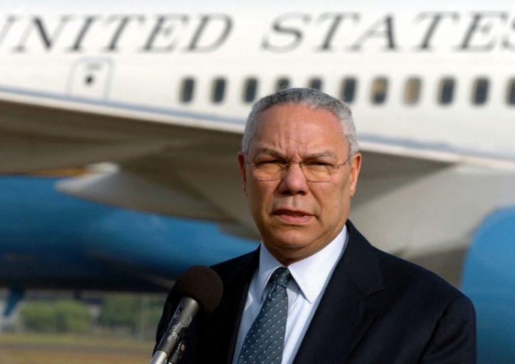 EU: muere por covid-19 Colin Powell, primer secretario de Estado afroamericano