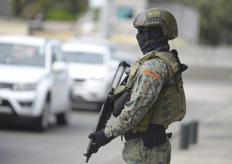 Ecuador declara estado de excepción por aumento de criminalidad a causa del narcotráfico