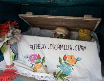 Día de Muertos: poblado maya retoma tradición de 'limpia de huesos' tras la pandemia