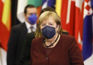 'Sin Angela son como París sin la Torre Eiffel'; así despidió la UE a Merkel