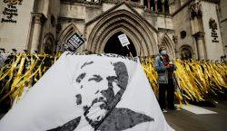 Caso WikiLeaks: EU pone en duda riesgo de suicidio de…