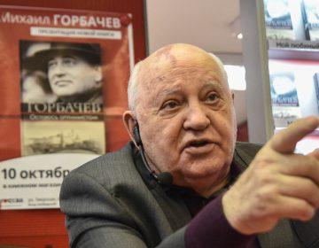 Gorbachov: 'Premio Nobel de la Paz para Ressa y Muratov es una muy buena noticia para la prensa del mundo entero'