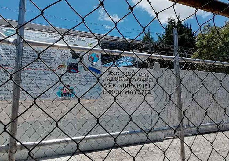 278 casos positivos Covid y 16 escuelas cerradas en Puebla: SEP