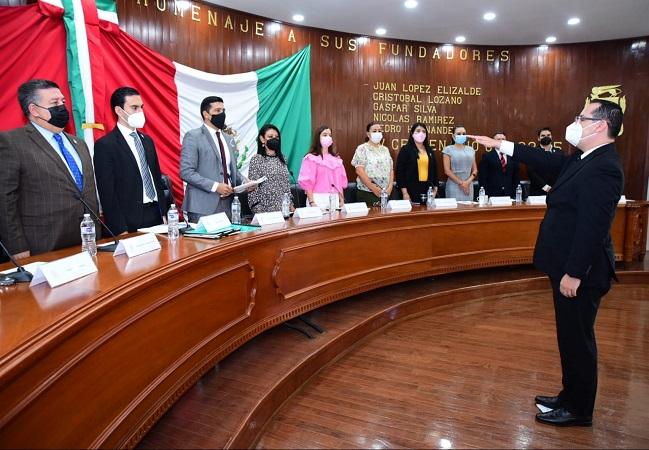 Aprueba Cabildo de Aguascalientes nombramientos de tres secretarios