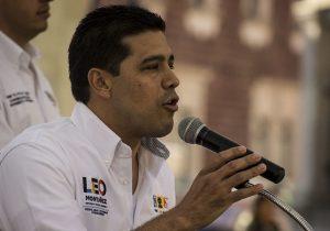 No mezclen actividad partidista con servicio público, pide alcalde de Aguascalientes