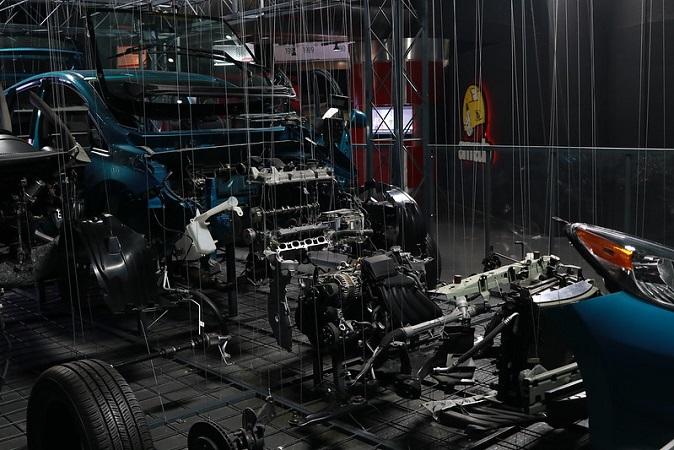 Cae 33% producción de automóviles en México durante septiembre