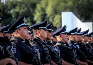Aguascalientes entre los estados con mayor certificación de policías estatales