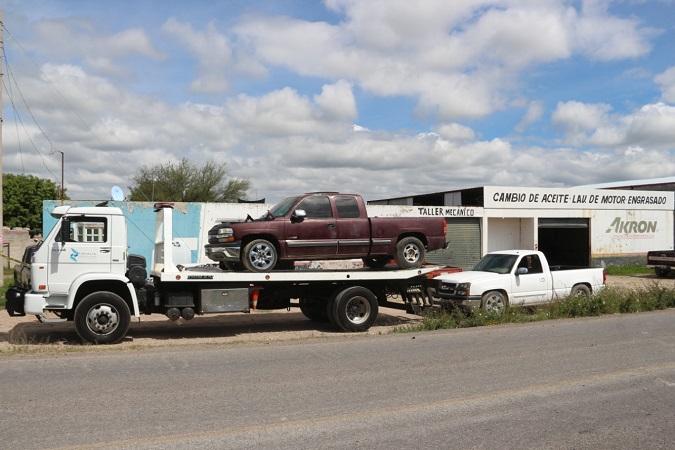 Catean taller mecánico en Asientos; vendían carros robados en Zacatecas