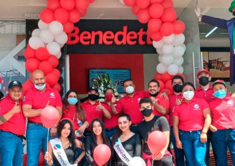 Benedetti's Pizza continúa expansión en todo el país; inaugura nueva sucursal en Naucalpan