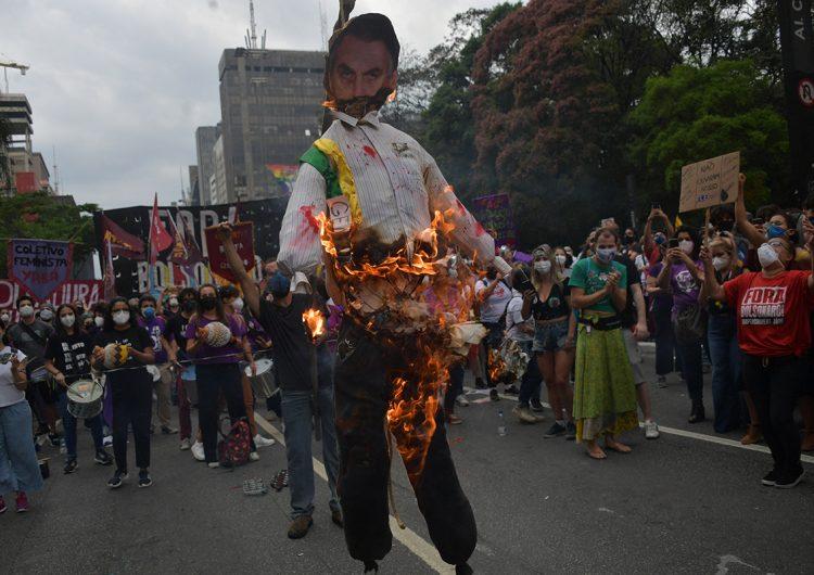 Los mil días de Bolsonaro y la grave crisis de derechos humanos en Brasil