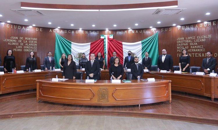 Todo listo para la transición en el municipio de Aguascalientes