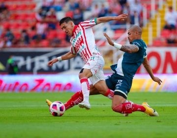 Puebla vence a Necaxa en Aguascalientes