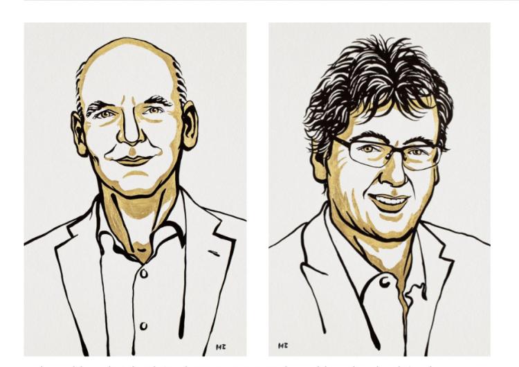 El Nobel de Química 2021 es para científicos desarrolladores de una herramienta para la construcción de moléculas