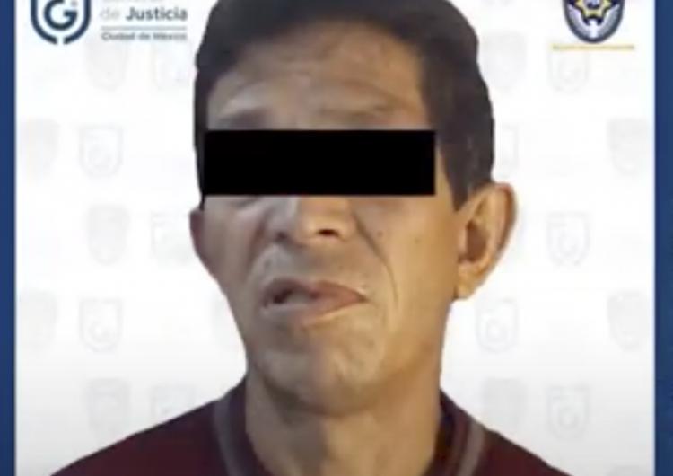 Detienen a presunto violador serial en CDMX; está relacionado con 27 ataques sexuales
