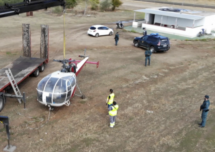 Desmantelan en España red que distribuía drogas con pilotos mexicanos
