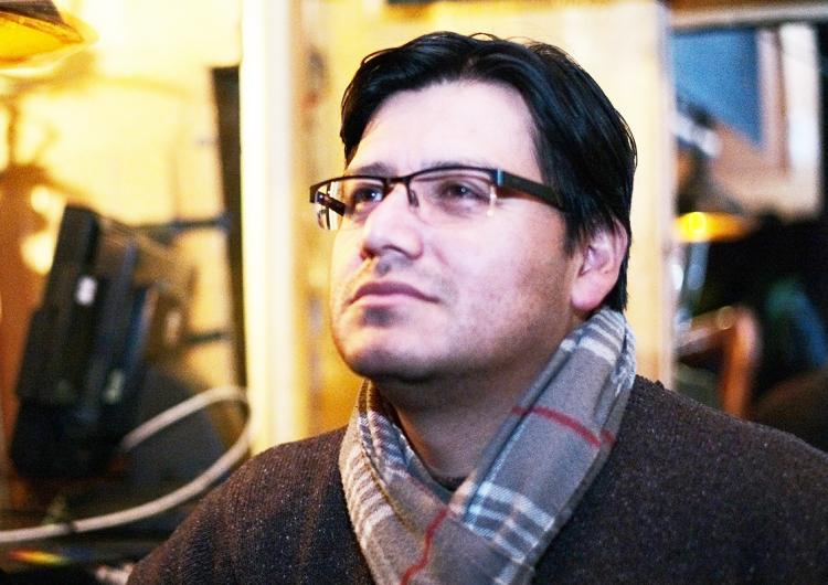 La poesía es una forma no cartesiana de conocimiento: Carlos Aguasaco