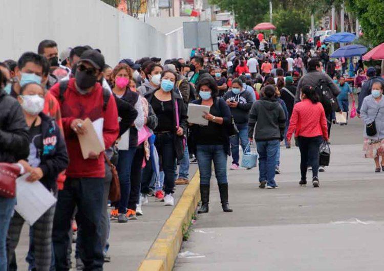 Con 8 puntos masivos el viernes inicia la vacunación de Centennials con Sputnik V en Puebla capital