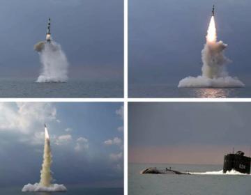 Las dos Coreas redoblan sus capacidades como potencias mundiales en misiles submarinos