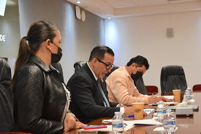 Se instalaron cinco comisiones más en el Congreso de Aguascalientes