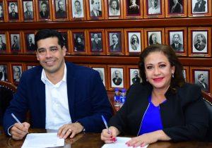 Concluye proceso de entrega-recepción en el municipio de Aguascalientes