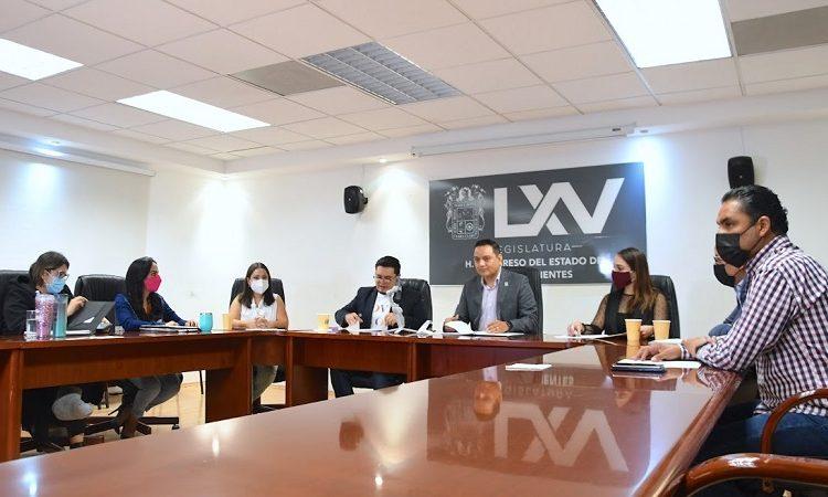 Priorizarán el parlamento abierto en el Congreso de Aguascalientes