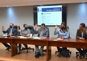 Se instaló la Comisión de Recursos Hidráulicos del Congreso de Aguascalientes