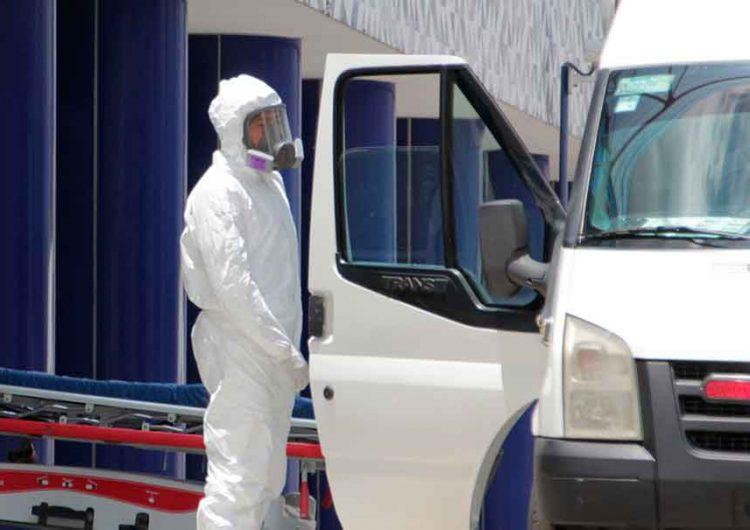 En Puebla baja número de hospitalizados Covid pero los contagios van a la alza