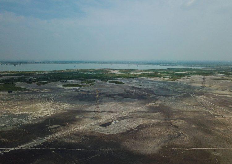 El lago de Texcoco: reflexionar sobre la relación de las urbes con el medio natural
