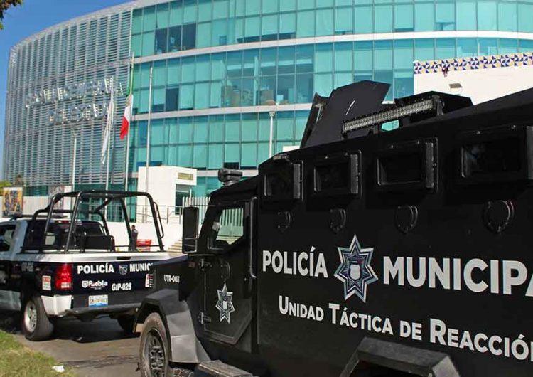 """Fiscalía Puebla detuvo a policías de Quecholac, estaban al servicio de """"El Toñín"""""""
